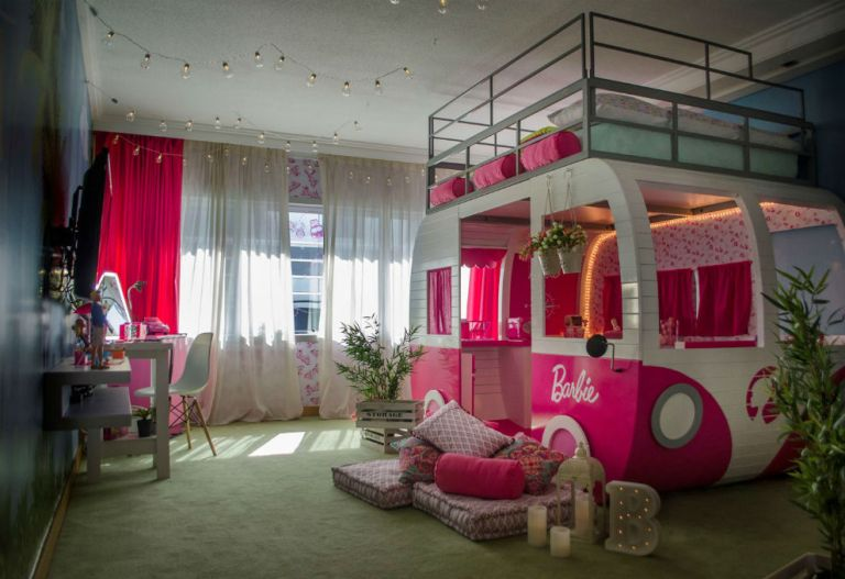 Hilton Buenos Aires Barbie Room 2018 (7)
